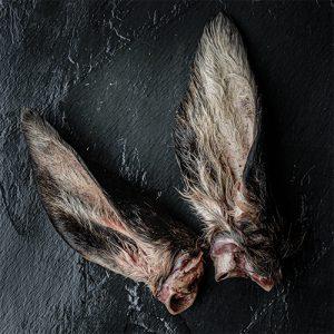 venison ears