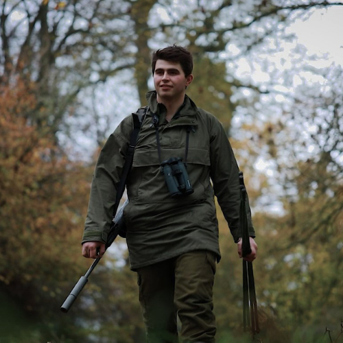 Curtis Pitts deer stalker