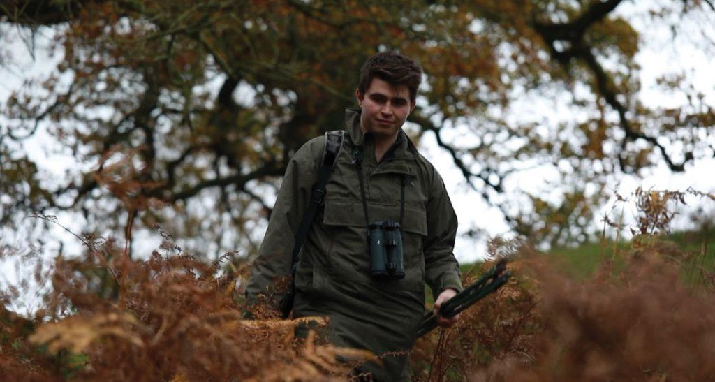 Curtis Pitts deer services stalk