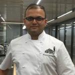 Soham Sonawane, Senior Sous Chef at The Dorchester